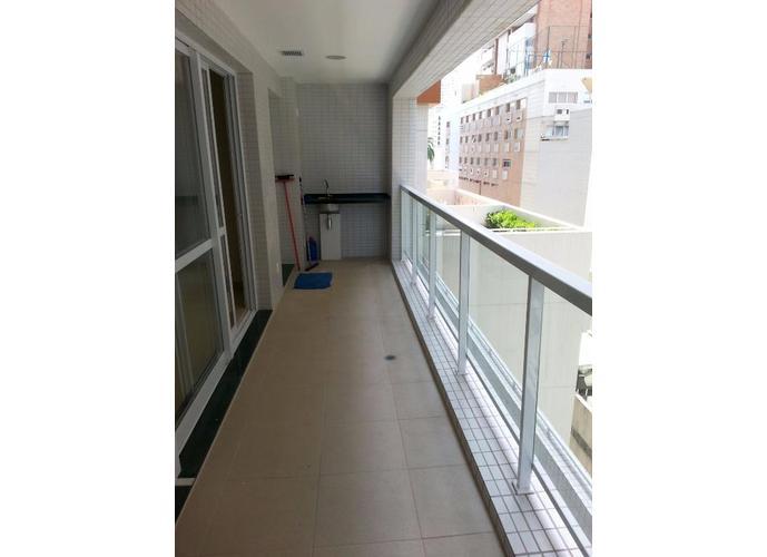 Apartamento residencial à venda, Gonzaga, Santos - AP0162.