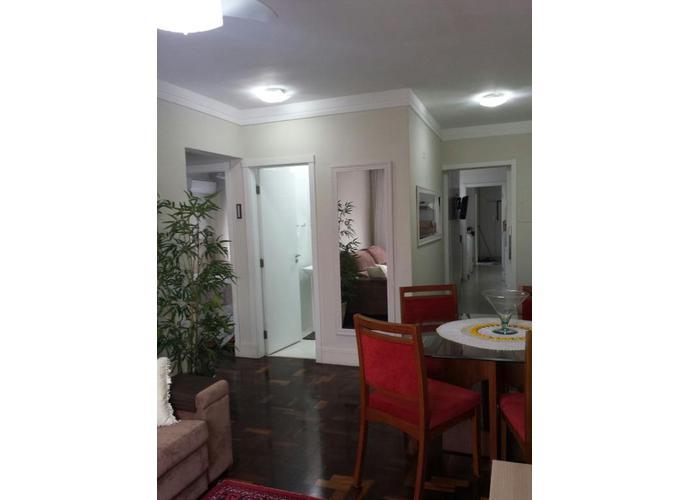 Apartamento residencial à venda, Gonzaga, Santos - AP0433.