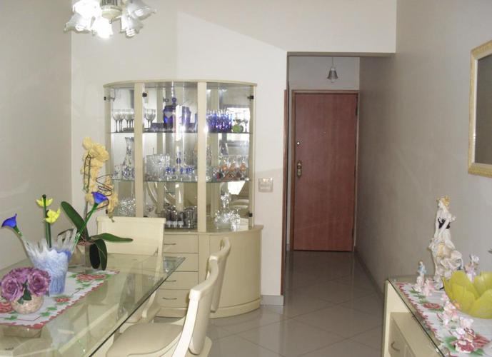 Apartamento residencial à venda, Gonzaguinha, São Vicente - AP0926.