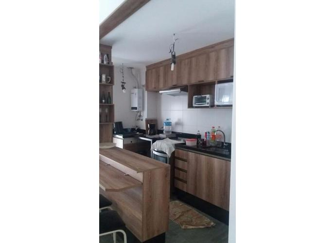 Studio em Gonzaga/SP de 57m² 1 quartos a venda por R$ 415.000,00