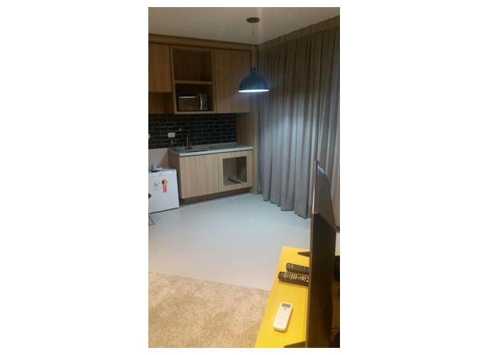 Apartamento em Gonzaga/SP de 51m² 1 quartos para locação R$ 3.000,00/mes