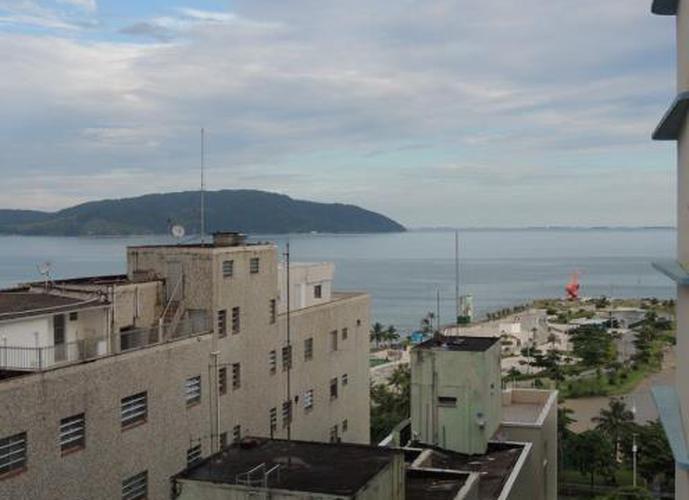 Prédio novo, lazer total, na quadra da praia, ótima localizaMirante 360°  Apartamento  residencial à venda, José Menino, Santos.