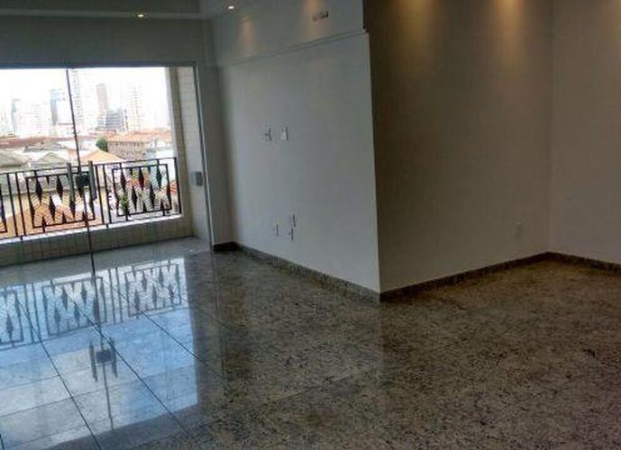 Lindo e Amplo Apartamento no Embaré (Impecável) - 3 Dormitórios com Dep. de Empregada Completa