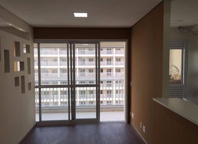 Apartamento residencial para venda e locação, Vila Matias, Santos - AP1522.