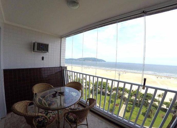 Apartamento em Gonzaga/SP de 161m² 3 quartos a venda por R$ 1.879.000,00 ou para locação R$ 7.000,00/mes