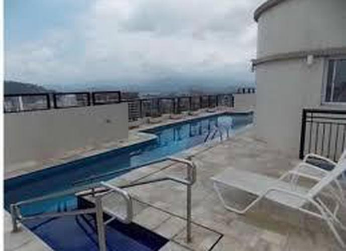 Apartamento em Gonzaga/SP de 79m² 3 quartos a venda por R$ 669.000,00 ou para locação R$ 4.900,00/mes