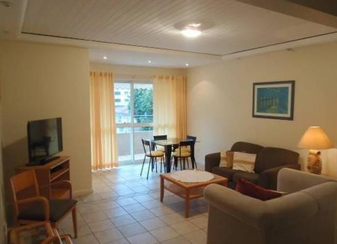 Flat em Gonzaga/SP de 98m² 2 quartos para locação R$ 4.500,00/mes