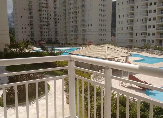 Apartamento  residencial para venda e locação, Marapé, Santos.