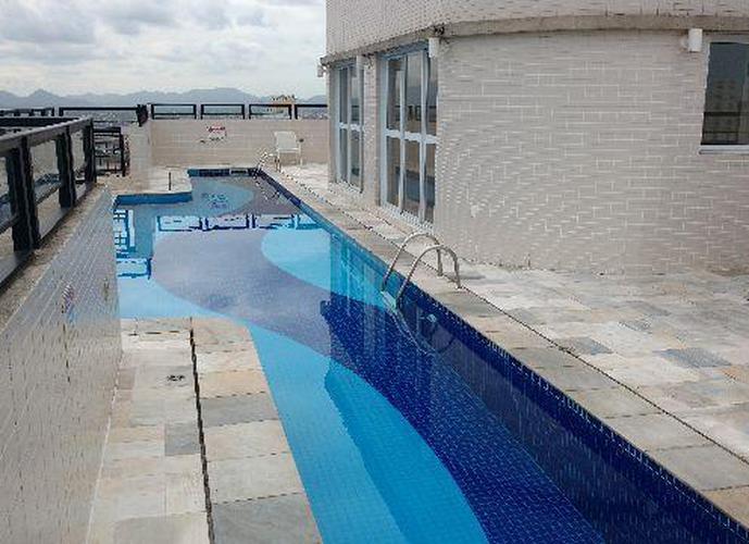 BELÍSSIMO apartamento à venda no Gonzaga, ÓTIMA OPORTUNIDADE EM SANTOS !