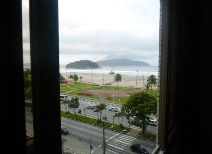 Apartamento residencial à venda, Itararé, São Vicente - AP1506.