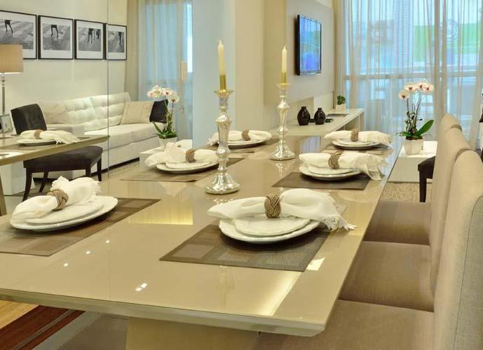 Apartamento  residencial à venda - Gonzaga, Santos/SP