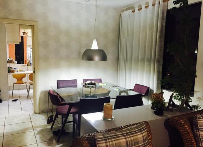 Apartamento residencial para locação, Pompéia, Santos.