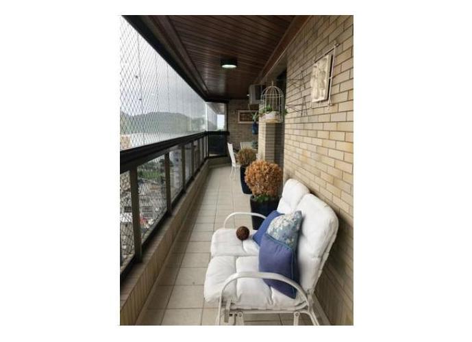 Apartamento em Ponta Da Praia/SP de 168m² 3 quartos para locação R$ 5.900,00/mes