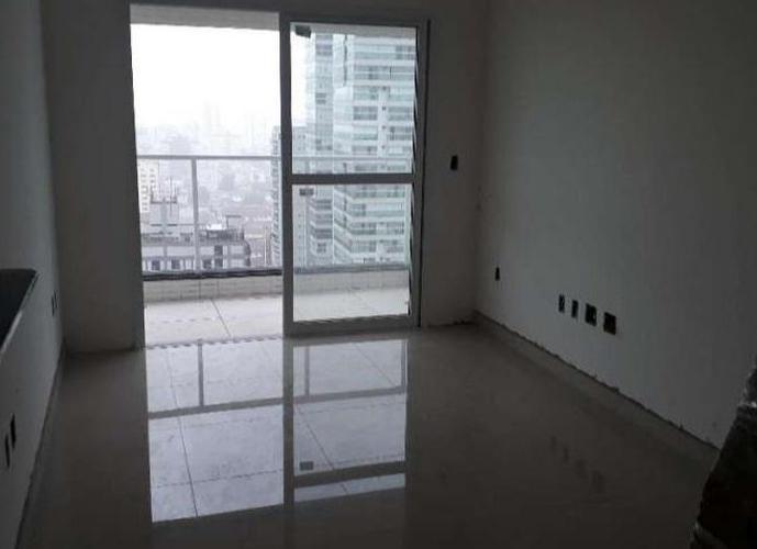 Apartamento em Embaré/SP de 52m² 1 quartos para locação R$ 2.500,00/mes