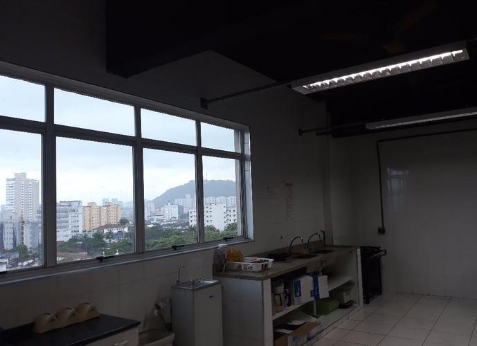 Laje em Vila Matias/SP de 470m² para locação R$ 6.000,00/mes