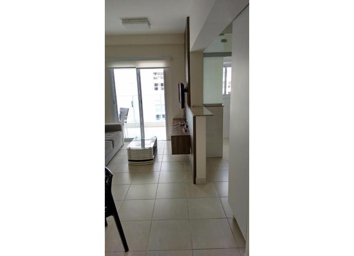 Apartamento em Gonzaga/SP de 79m² 2 quartos para locação R$ 4.100,00/mes