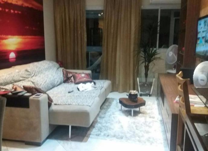 Apartamento em Gonzaga/SP de 96m² 2 quartos a venda por R$ 800.000,00 ou para locação R$ 4.470,00/mes