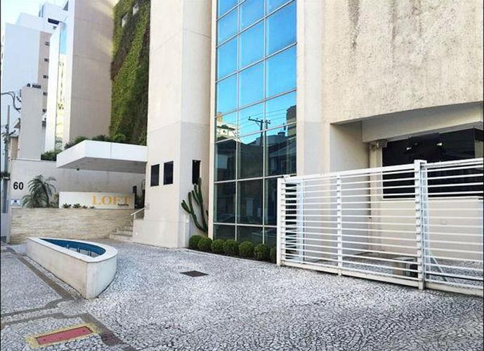 Loft em Gonzaga/SP de 70m² 2 quartos para locação R$ 3.900,00/mes