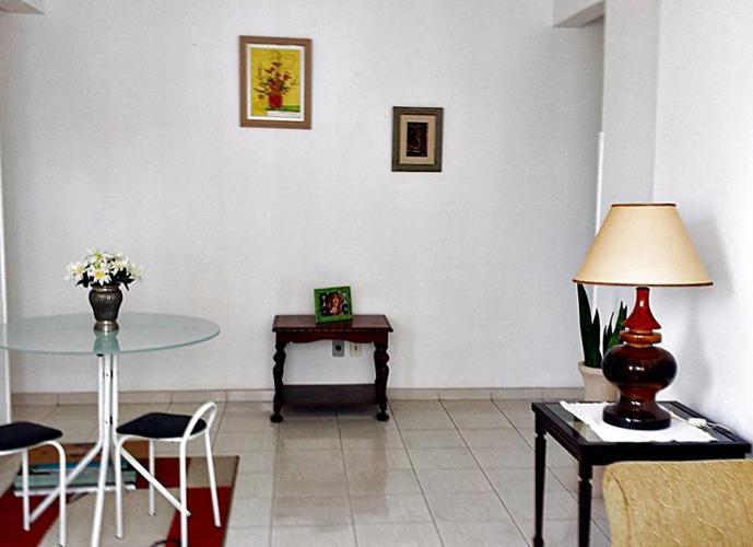 Apartamento em Gonzaga/SP de 86m² 2 quartos para locação R$ 2.500,00/mes