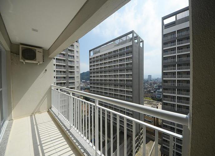 Apartamento em Vila Matias/SP de 70m² 2 quartos a venda por R$ 329.000,00