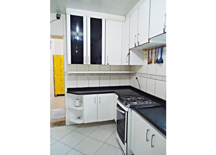 Casa mobiliada para rapazes na Vila Mariana