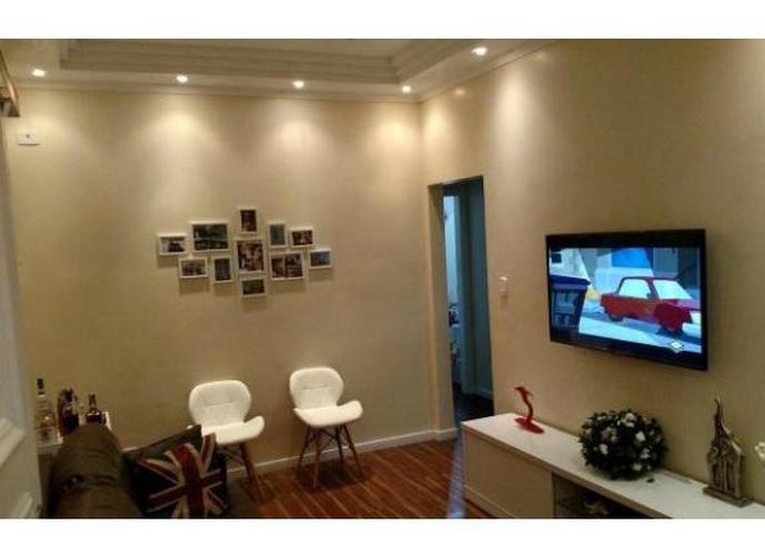 Apartamento em Gonzaga/SP de 86m² 3 quartos a venda por R$ 369.000,00