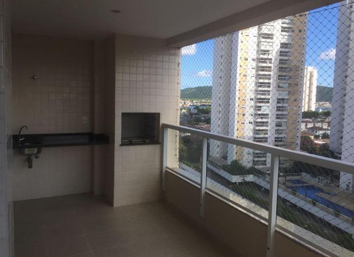 3 Dormitórios para venda no Condominio Vila Marina, Lazer Completo - Ponta da Praia, Santos SP