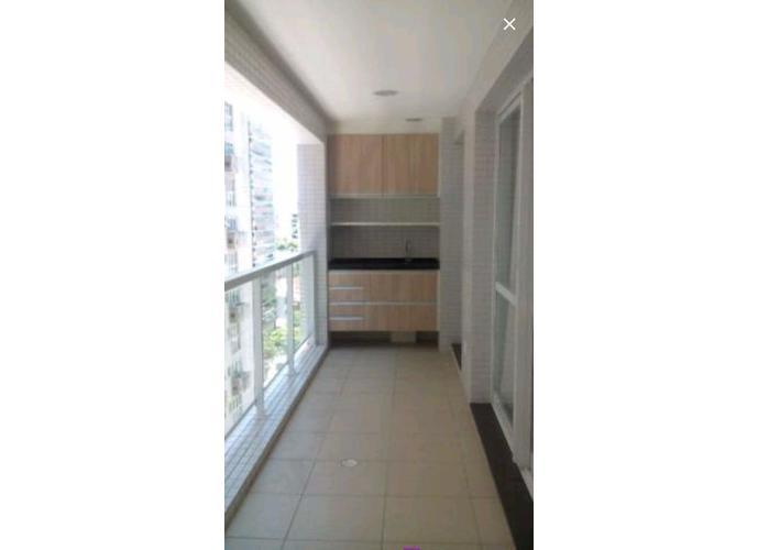 Apartamento em Gonzaga/SP de 57m² 1 quartos para locação R$ 3.190,00/mes
