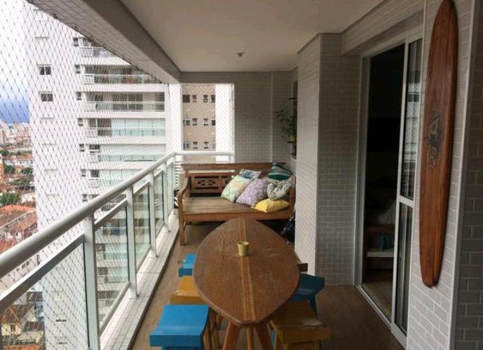 Apartamento em Marapé/SP de 98m² 3 quartos a venda por R$ 898.000,00 ou para locação R$ 3.900,00/mes