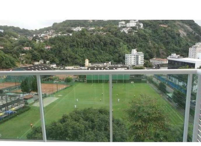 Apartamento em José Menino/SP de 48m² 1 quartos a venda por R$ 270.000,00