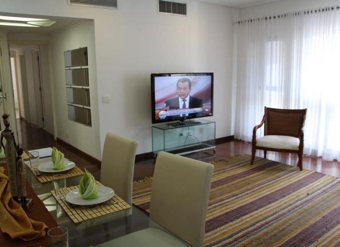 Apartamento em Embaré/SP de 150m² 3 quartos para locação R$ 8.600,00/mes