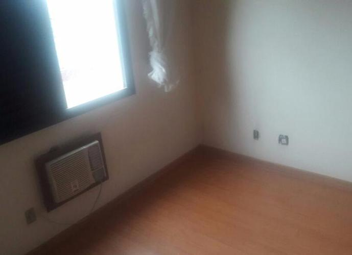 Apartamento residencial à venda, Macuco, Santos.
