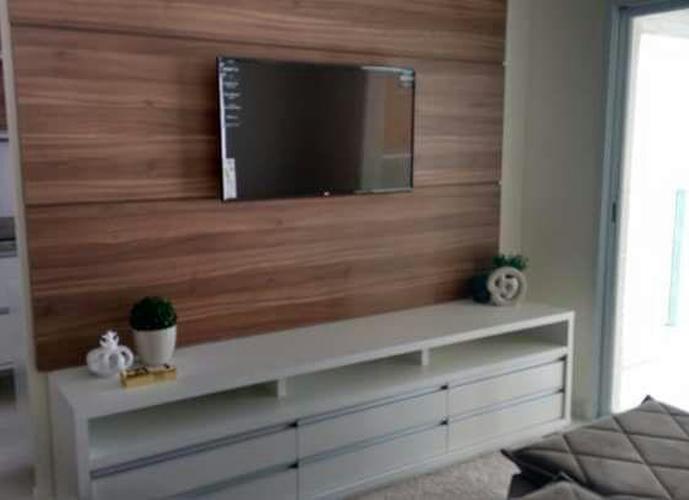 Apartamento em Gonzaga/SP de 79m² 2 quartos para locação R$ 4.200,00/mes