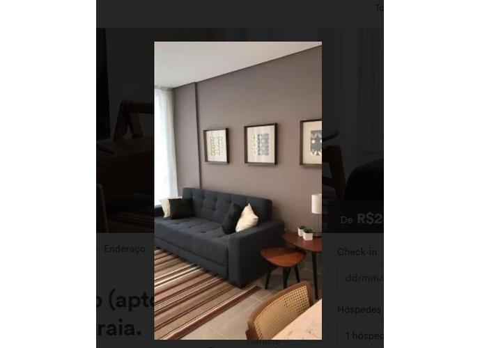Apartamento em Gonzaga/SP de 104m² 3 quartos para locação R$ 7.000,00/mes