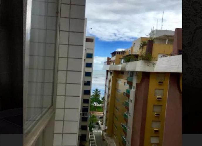 APARTAMENTO PRAIA DO GONZAGA * Apartamento residencial para locação, Gonzaga, Santos.