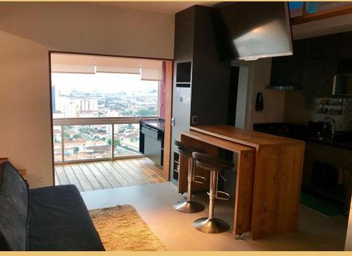 Apartamento em Boqueirão/SP de 49m² 1 quartos para locação R$ 3.900,00/mes