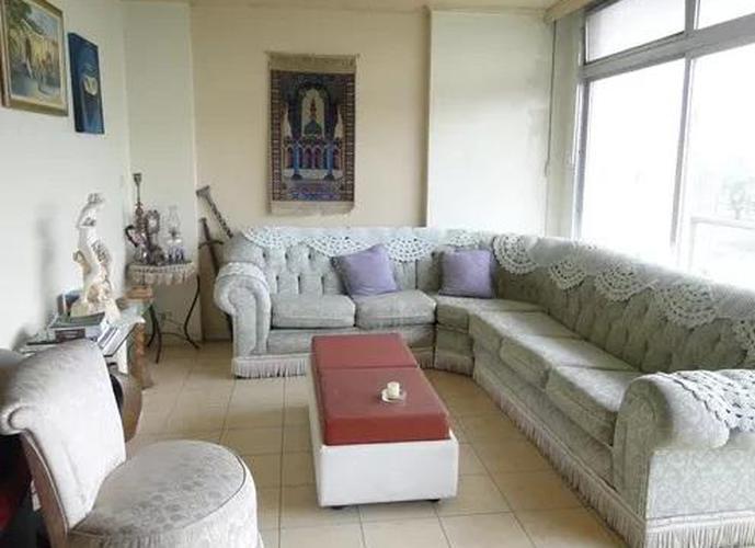 Apartamento em Gonzaga/SP de 171m² 3 quartos para locação R$ 3.500,00/mes