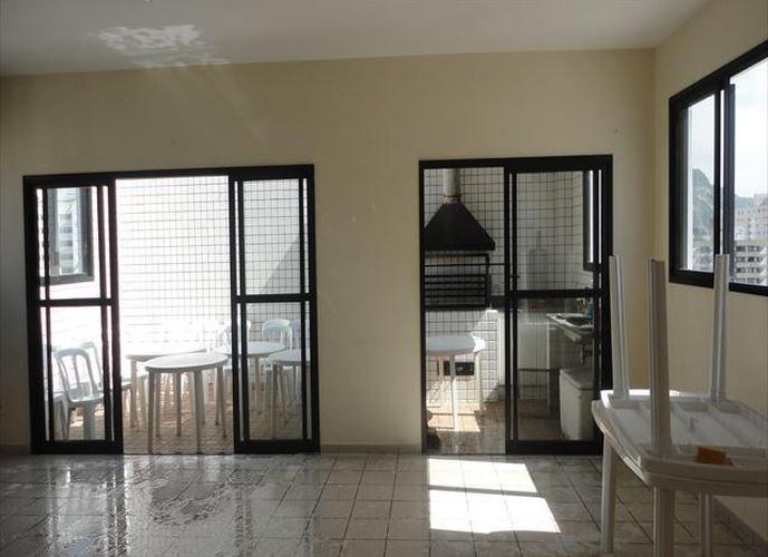Apartamento em Gonzaga/SP de 83m² 2 quartos a venda por R$ 480.000,00 ou para locação R$ 2.800,00/mes