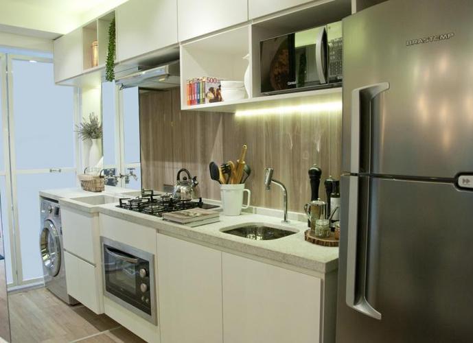 Apartamento em Cambuci/SP de 41m² 2 quartos a venda por R$ 185.000,00