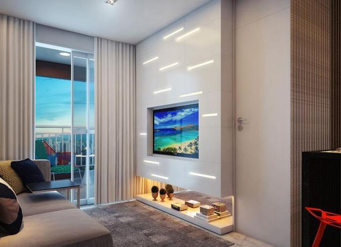 Apartamento em Cambuci/SP de 35m² 1 quartos a venda por R$ 209.900,00