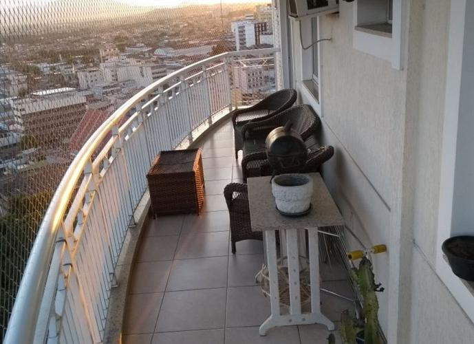 Apartamento para venda Jardim Vinte e Cinco de Agosto, 3 quartos , 2 suítes-  Duque de Caxias