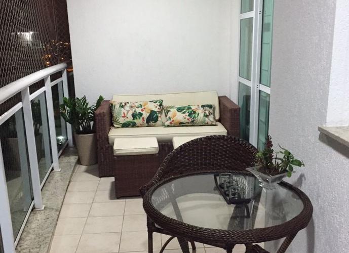 Cobertura em Jardim Vinte e Cinco de Agosto/RJ de 144m² 3 quartos a venda por R$ 1.050.000,00