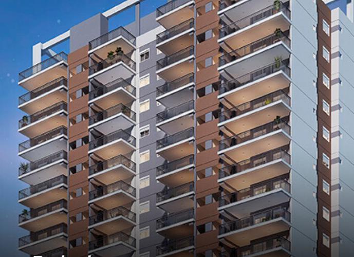 Apartamento em Parque da Vila Prudente/SP de 60m² 2 quartos a venda por R$ 489.000,00