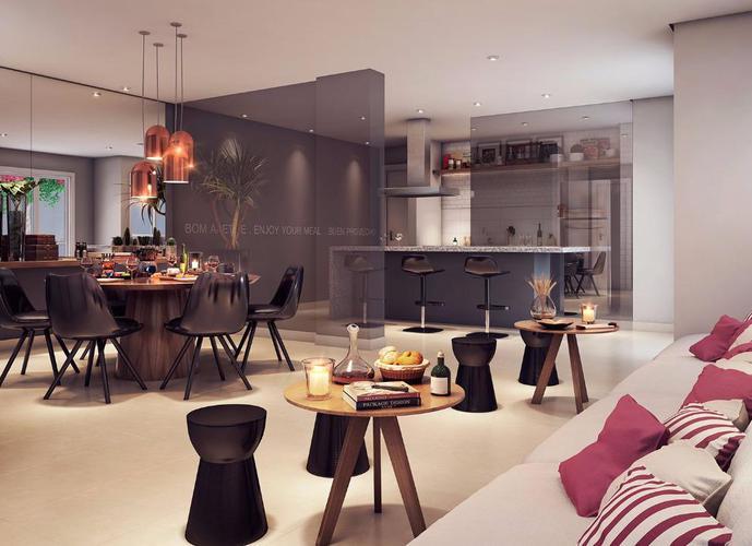 Apartamento em Vila Gustavo/SP de 41m² 2 quartos a venda por R$ 250.000,00