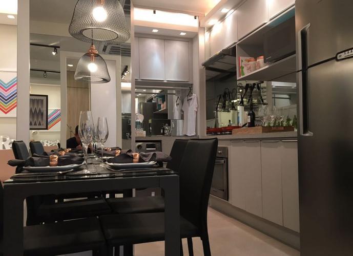 Apartamento em Cambuci/SP de 35m² 2 quartos a venda por R$ 195.000,00