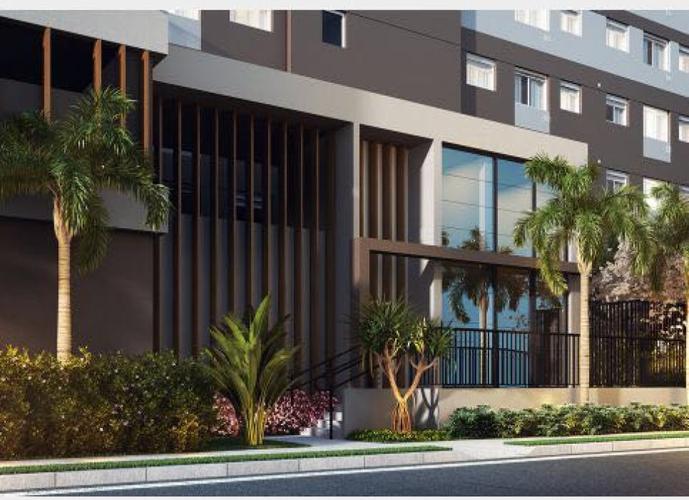Apartamento em Cambuci/SP de 35m² 2 quartos a venda por R$ 220.000,00