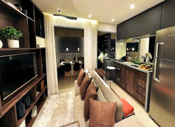 Apartamento em Brás/SP de 38m² 1 quartos a venda por R$ 235.000,00