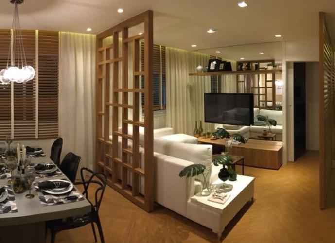 Apartamento na planta com 2 dormitórios, vaga e lazer completo pelo MCMV