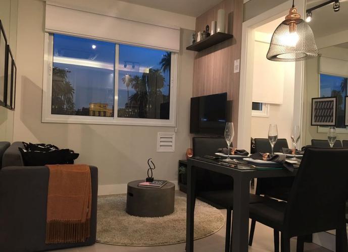 Apartamento em Cambuci/SP de 34m² 2 quartos a venda por R$ 195.000,00