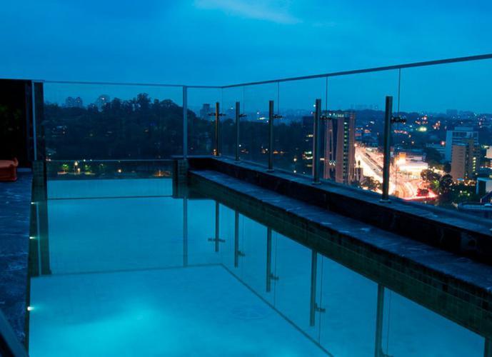 Apartamento em Pinheiros/SP de 45m² 1 quartos a venda por R$ 517.500,00